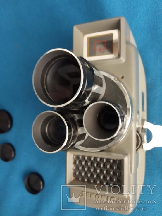 Sekonic elmatic 8  кинокамера, фото №8