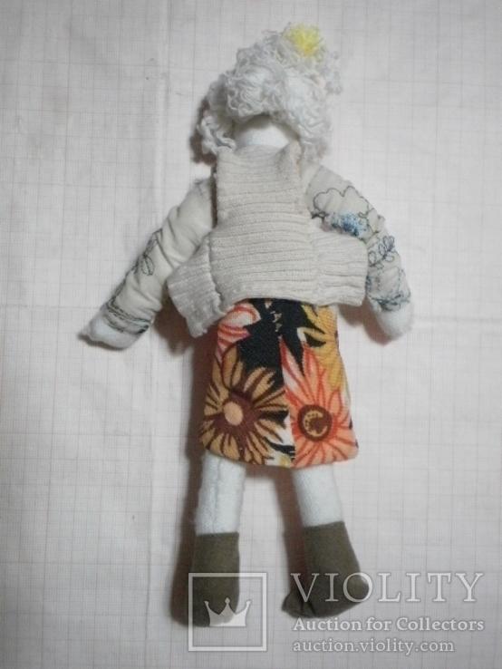 """Кукла """"Hand Made"""", фото №3"""