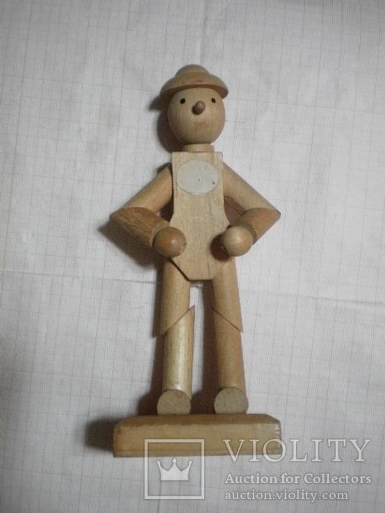 "Деревянная кукла ""Pinocchio"", фото №2"