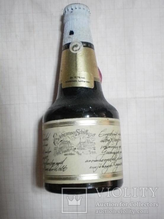 """Пиво """"SCHAFF"""" 24% (бутылка не открывалась), фото №3"""