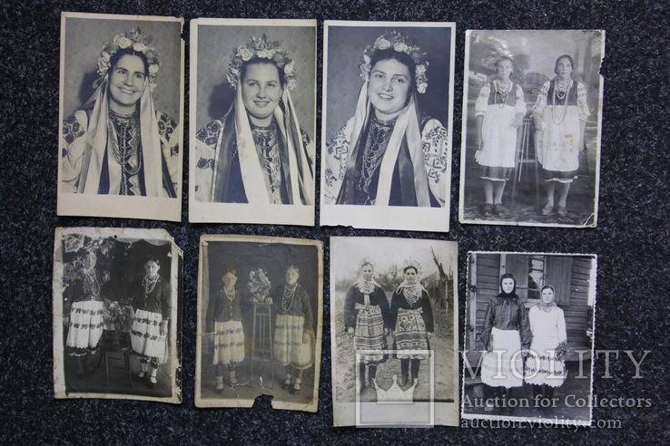 Фото в национальных костюмах  8 шт., фото №2