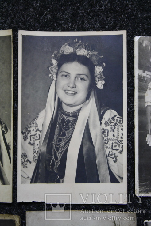 Фото в национальных костюмах  8 шт., фото №6