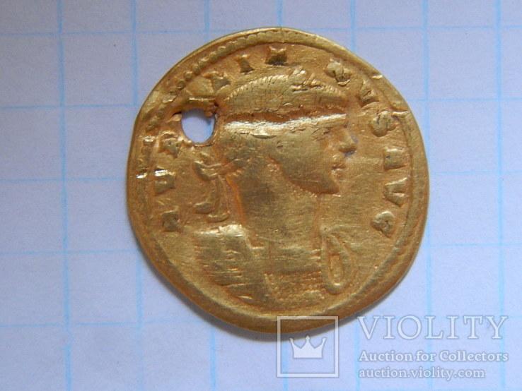 Ауреус Аврелиана, 272-275 г.н.э.