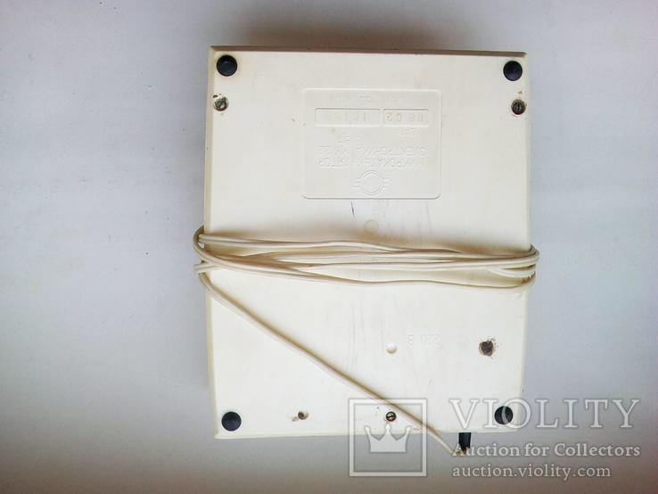 Калькулятор мк - 22, ссср., фото №5
