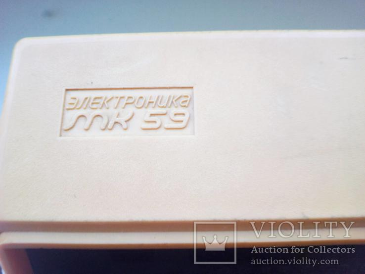 Калькулятор ,электроника мк-59., фото №3