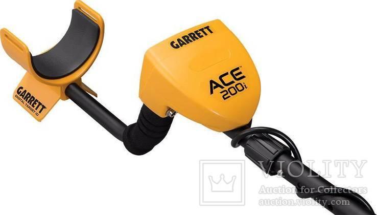 Металлоискатель Garrett Ace 200i, фото №5