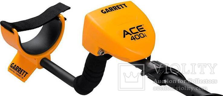 Металлоискатель Garrett ACE 400i Special + Pro-Pointer AT, фото №5