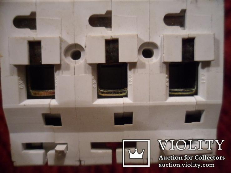 Автоматический выключатель. 25А., фото №4