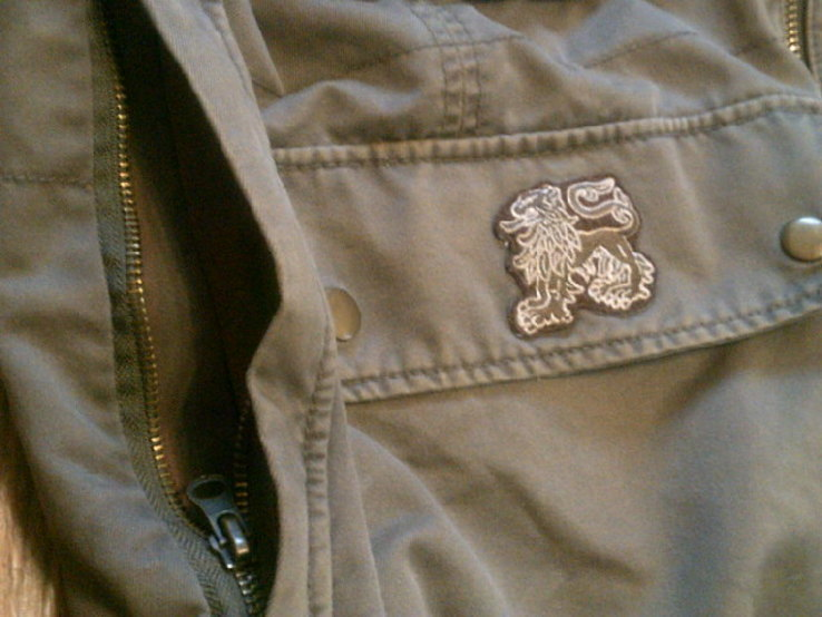 Fresh Oklahoma - куртка штурмовка с бафом камуфляж, фото №9