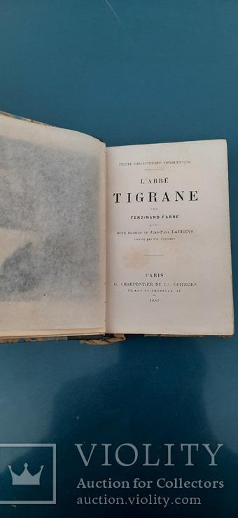 Книга Тигран 1887