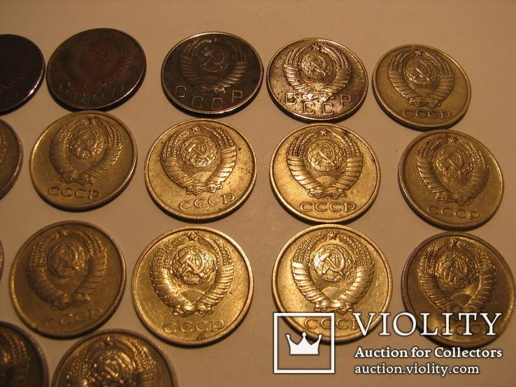 10 копеек 1932-1990 (23шт), фото №12