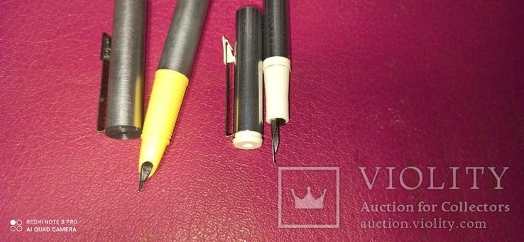 Ручки перьевые 2 шт., фото №5