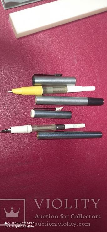 Ручки перьевые 2 шт., фото №6