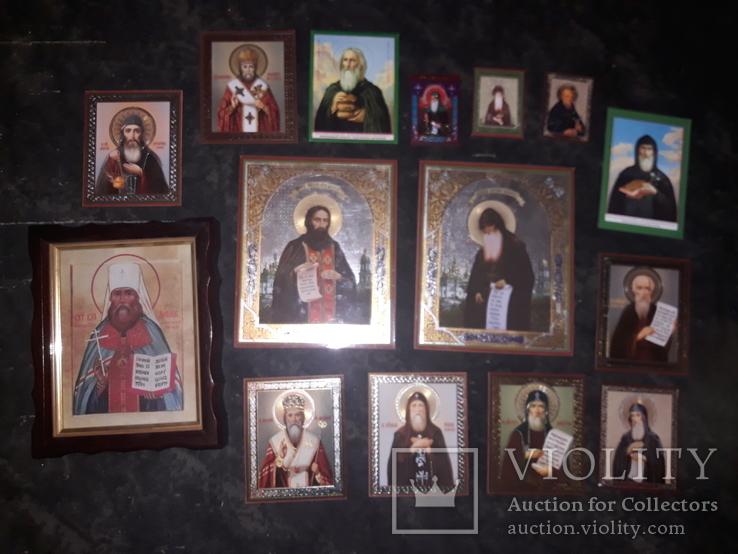 Иконы святых Киево-Печерской лавры, фото №2