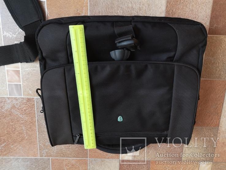 Сумка мужская портфель кейс для компьютера, фото №4