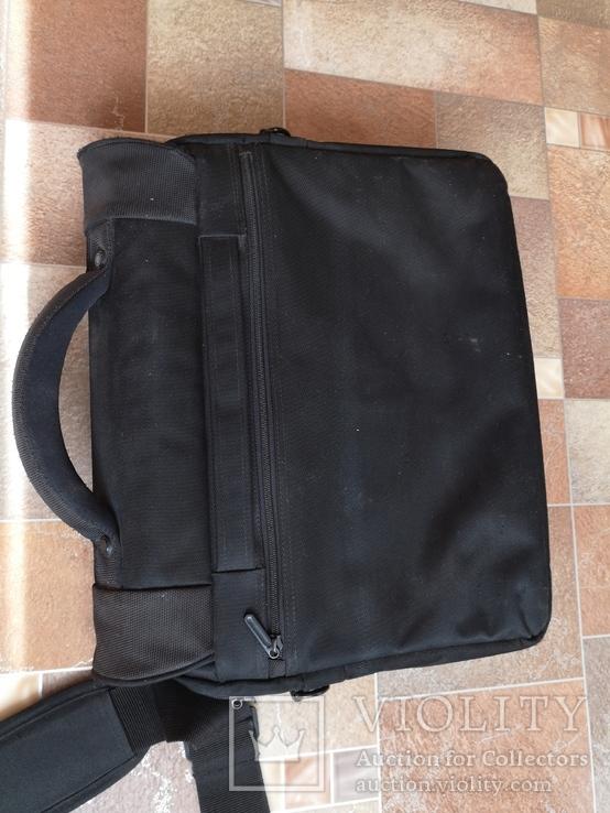 Сумка мужская портфель кейс для компьютера, фото №8