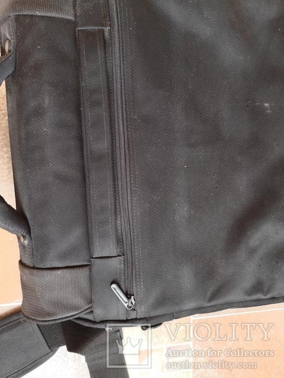 Сумка мужская портфель кейс для компьютера, фото №9