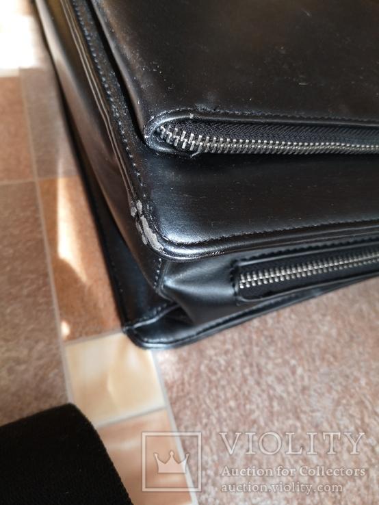 Сумка мужская портфель дипломат, фото №8