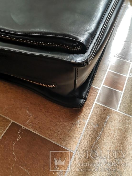 Сумка мужская портфель дипломат, фото №9