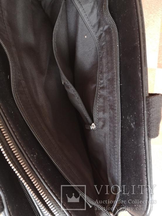 Сумка мужская портфель дипломат, фото №11