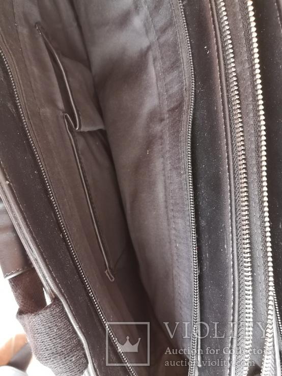 Сумка мужская портфель дипломат, фото №13