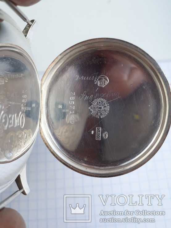 Часы OMEGA, фото №10