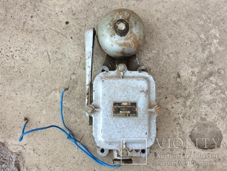Звонок - ревун рабочий, фото №11