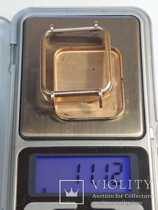 Часы золотые Мак Тайм, фото №3