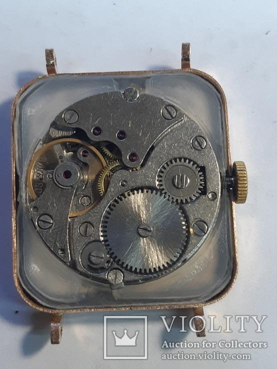 Часы золотые Мак Тайм, фото №4