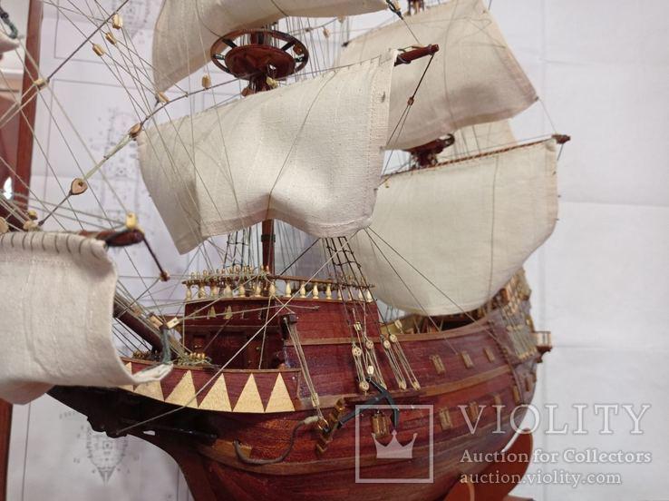 Модель галеона Сан Джованни Батиста, фото №2