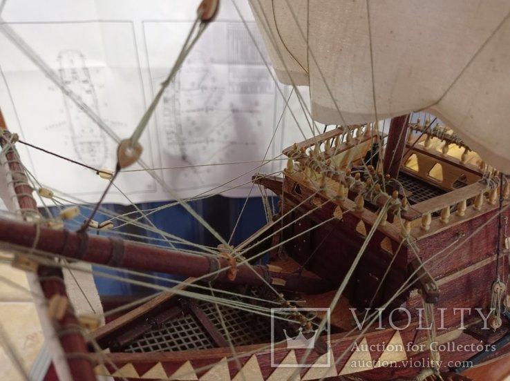 Модель галеона Сан Джованни Батиста, фото №4