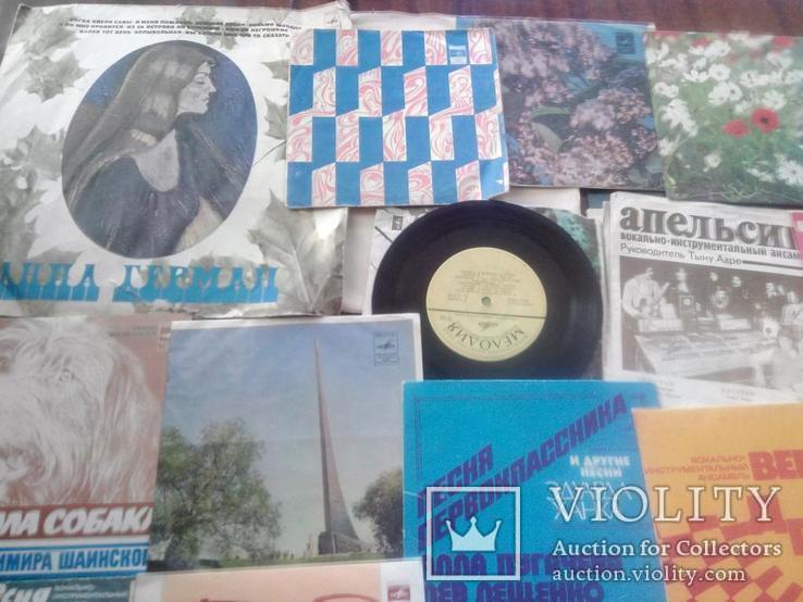 Пластинки 18шт и прокладочный листы, фото №3
