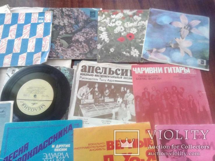 Пластинки 18шт и прокладочный листы, фото №4