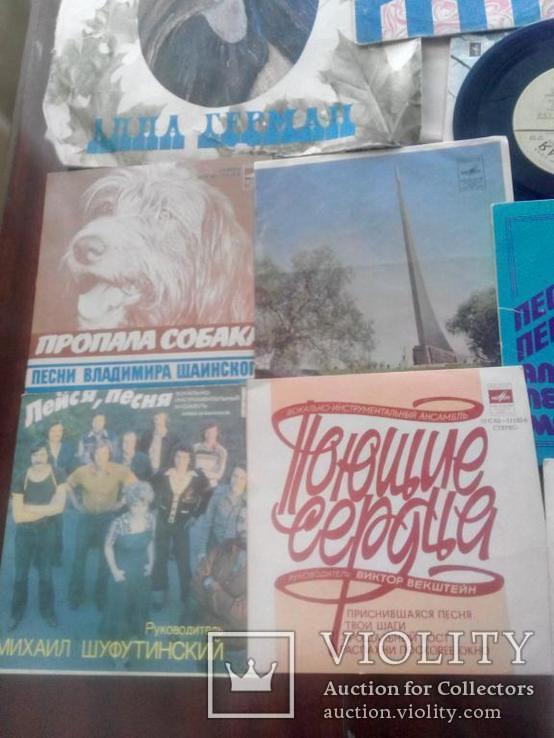 Пластинки 18шт и прокладочный листы, фото №6