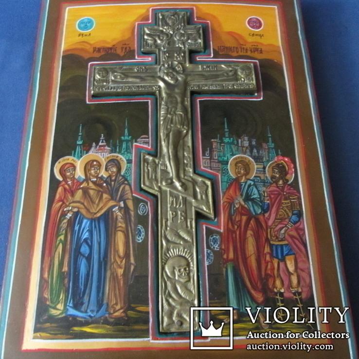 Распятиє Нашего Іссуса креста, фото №3