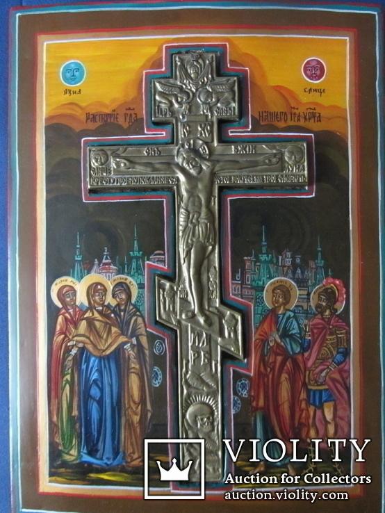 Распятиє Нашего Іссуса креста, фото №2