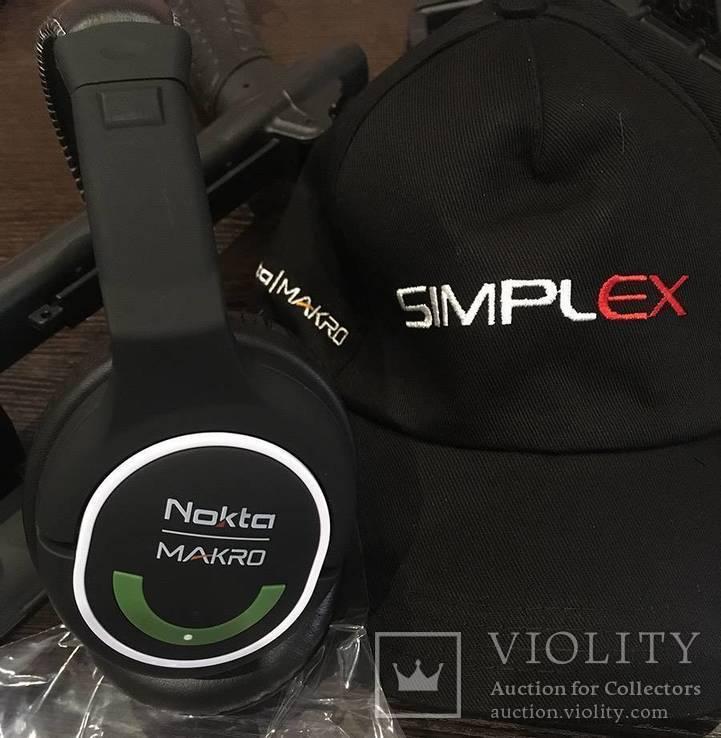 Металлоискатель Nokta Simplex + WHP, фото №6
