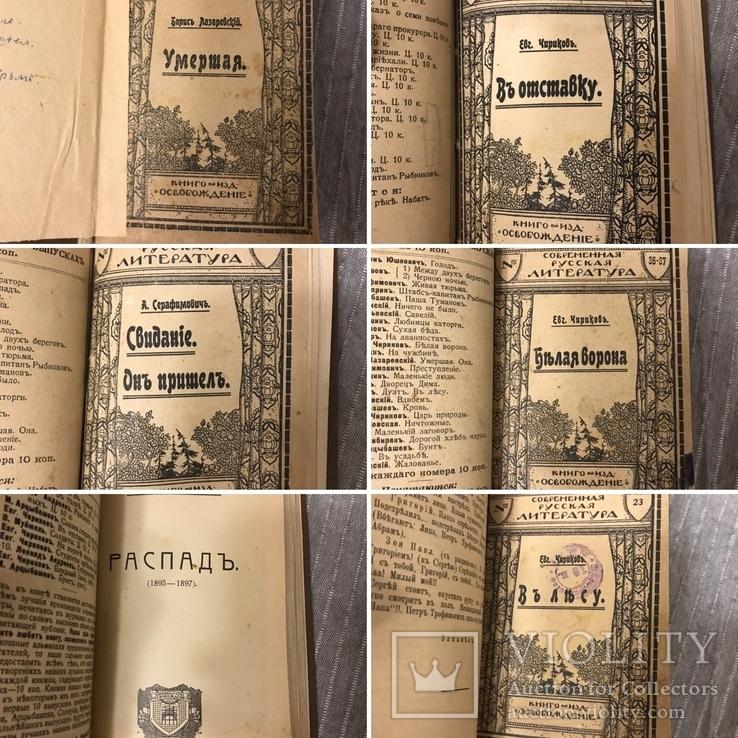 Лазвревский Чириков Юркевич Серафимович Несколько книг В одной