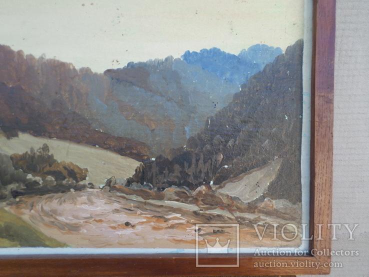 Горный пейзаж, фото №6