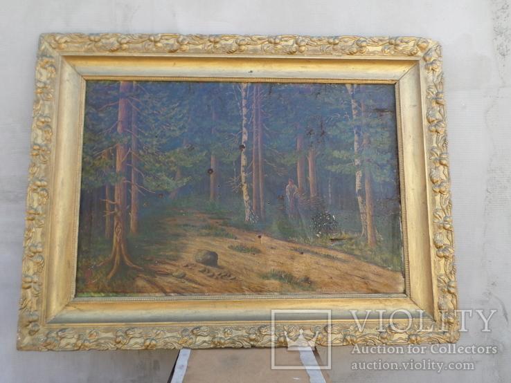 Картина 1910 год