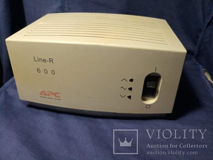 Стабилизатор АРС line-R 600, фото №2