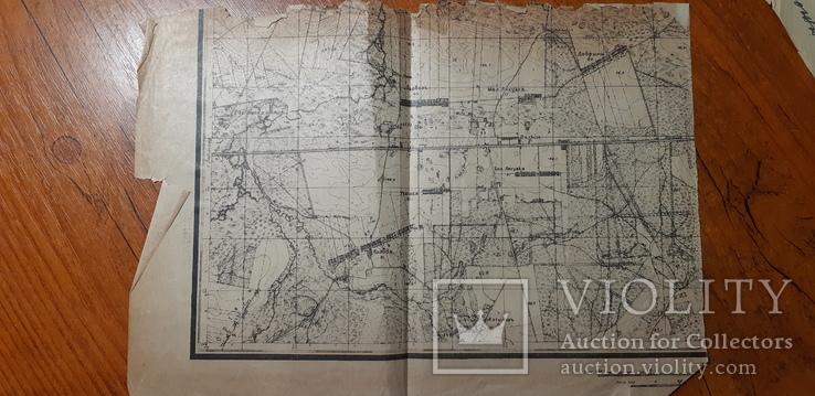 Служебно-политическая характеристика курсанта МК ВПУ им. В.И. Ленина 1944, фото №3