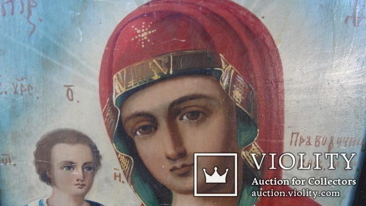 """Икона """"Божия Матерь Праворучица"""", фото №4"""