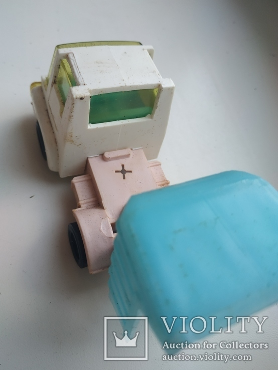 Машина самосвал / в коробке, фото №5