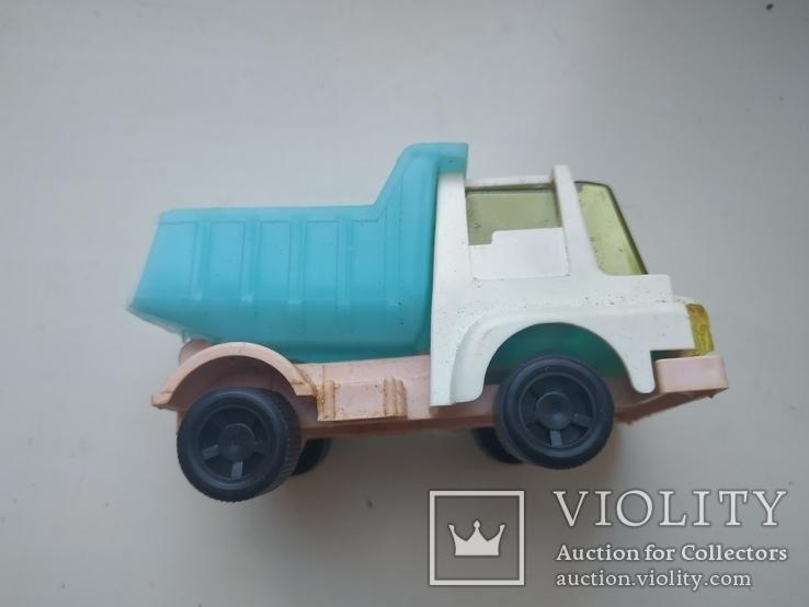Машина самосвал / в коробке, фото №8
