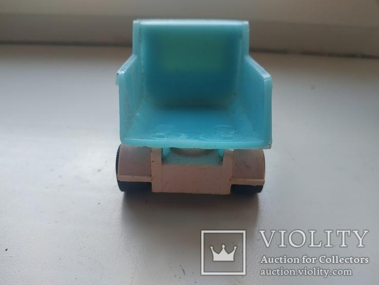 Машина самосвал / в коробке, фото №9