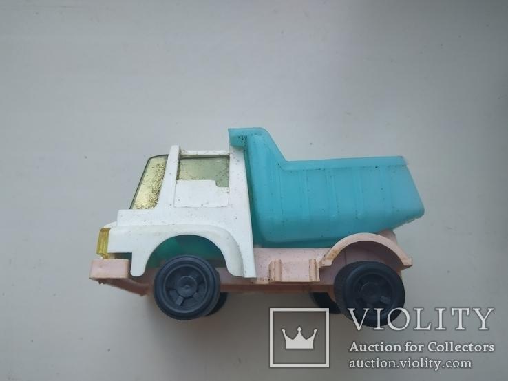 Машина самосвал / в коробке, фото №10