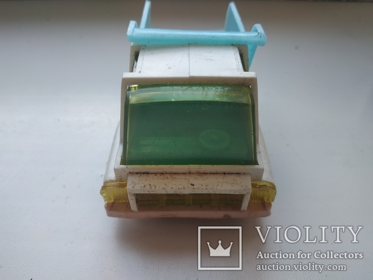 Машина самосвал / в коробке, фото №12