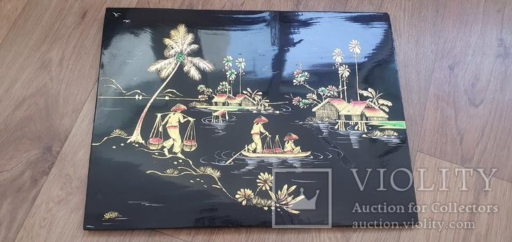 Картина Вьетнам, фото №2