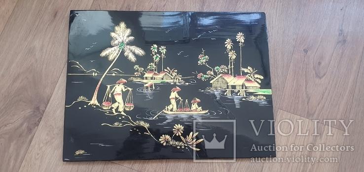 Картина Вьетнам, фото №3